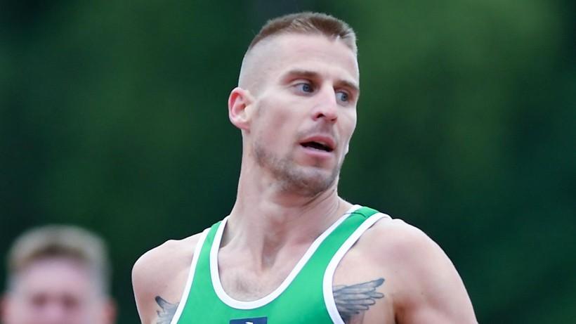 Diamentowa Liga: Marcin Lewandowski pobił rekord Polski na 1500 m