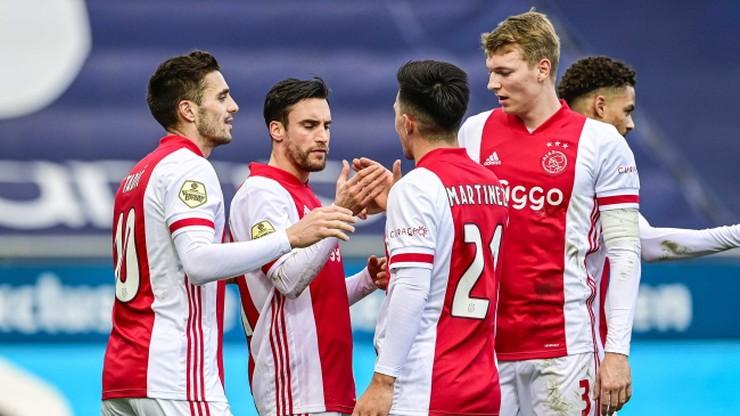 Liga Europy: Young Boys - Ajax Amsterdam. Relacja na żywo