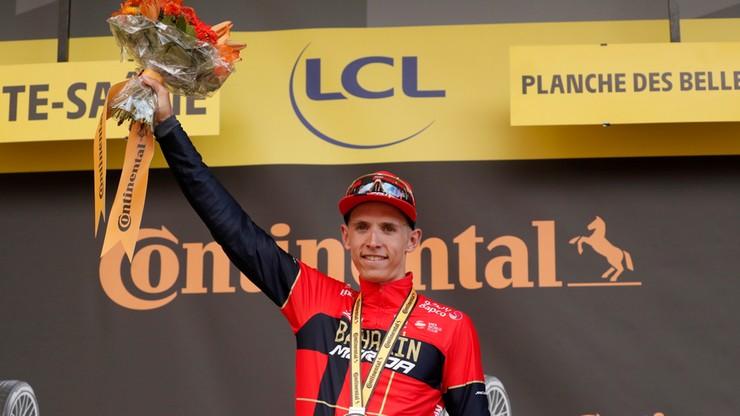 Tour de France: Zwycięstwo Teunsa, Ciccone nowym liderem
