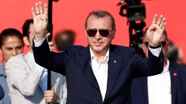"""""""Przyjaciel Władimir"""". Erdogan chce wrócić do rozmów z Rosją ws. gazociągu"""