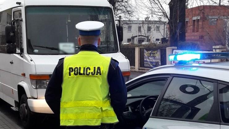 Pijany kierowca chciał prowadzić autokar z wycieczką szkolną