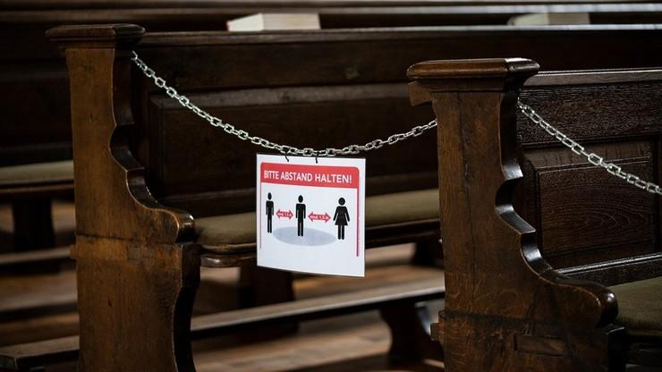 Holandia. 40 proc. wiernych chce kontroli przepustek sanitarnych przed wejściem do świątyni