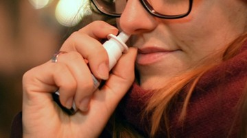 """Szczepionki podawane do nosa? """"Wywołują inny rodzaj odporności"""""""