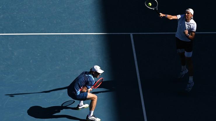ATP w Rotterdamie: Łukasz Kubot odpadł w ćwierćfinale debla