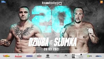 Babilon MMA 20: Łukasz Sudolski o pas, debiut Sylwestra Kołeckiego
