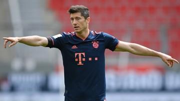 Lewandowski w sobotę nie zagra, ale może... świętować mistrzostwo