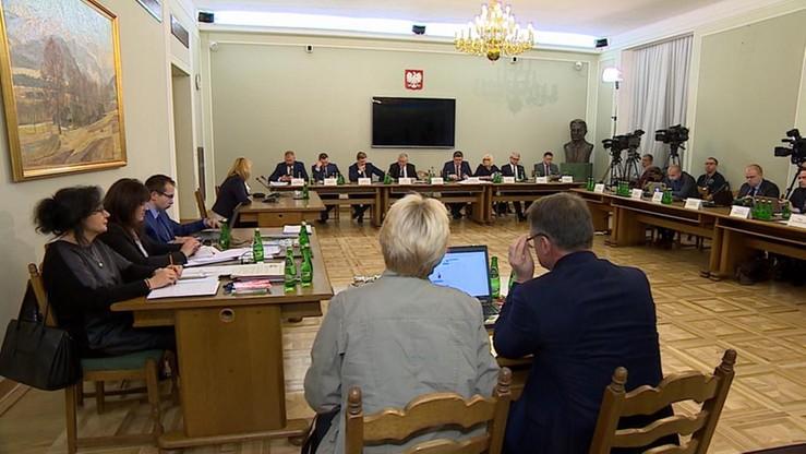 Sejmowa komisja śledcza przesłucha byłego szefa MSW Jacka Cichockiego