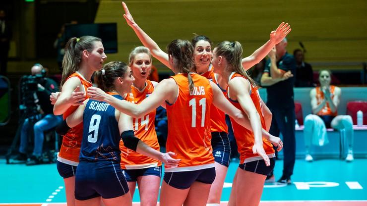 Kwalifikacje olimpijskie kobiet: Niemcy - Niderlandy. Transmisja w Polsacie Sport