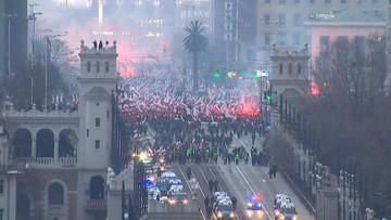 Materiały dotyczące Marszu Niepodległości trafiły do prokuratury