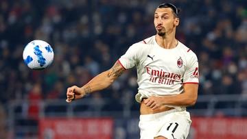 "Serie A: AC Milan pokonał Bolognę. Dwa oblicza ""Ibry"""