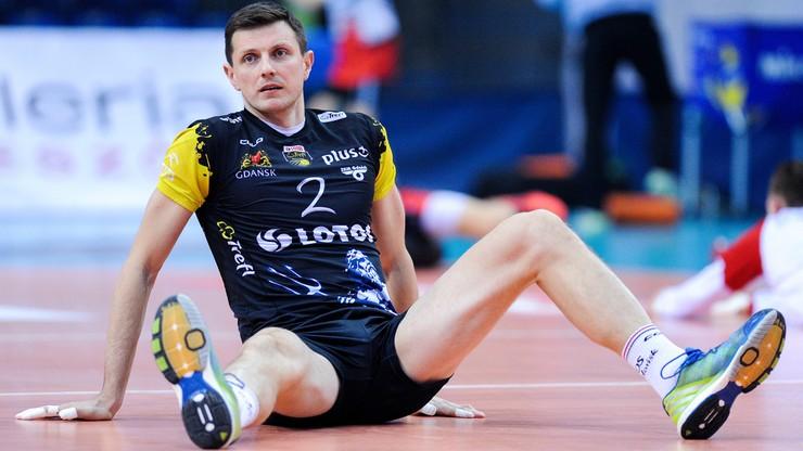 Grzyb przedłużył kontrakt z Lotosem Treflem Gdańsk