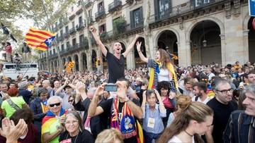 Parlament Katalonii zagłosował za niepodległością regionu. Madryt nie zamierza dopuścić do secesji