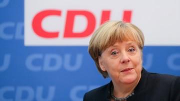 """""""Kompas w trudnych czasach - celem sukces Niemiec i Europy"""". CDU przyjęła projekt uchwały"""