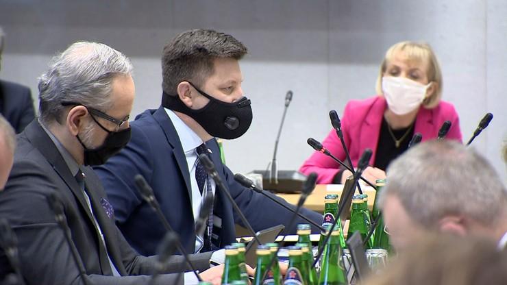 """Dworczyk: """"grupa pierwsza"""" rozpocznie szczepienia 25 stycznia"""