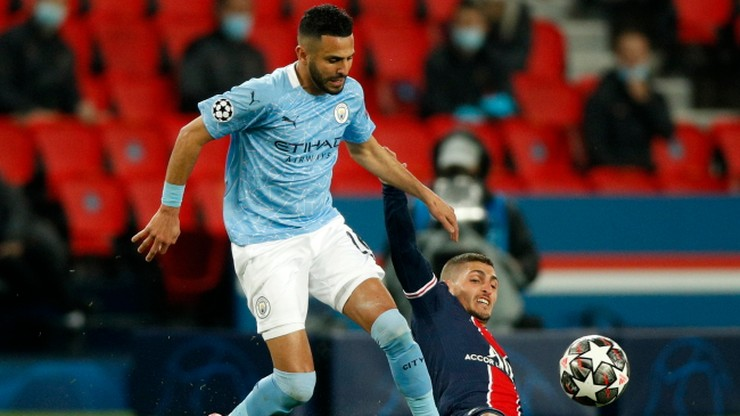 Liga Mistrzów: PSG - Manchester City. Skrót meczu (WIDEO)