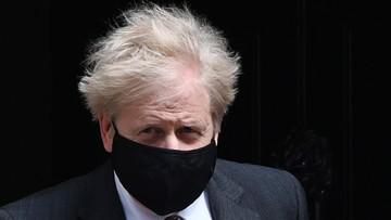 """Media: Boris Johnson nie chciał lockdownu. """"Niech ciała piętrzą się w tysiącach"""""""
