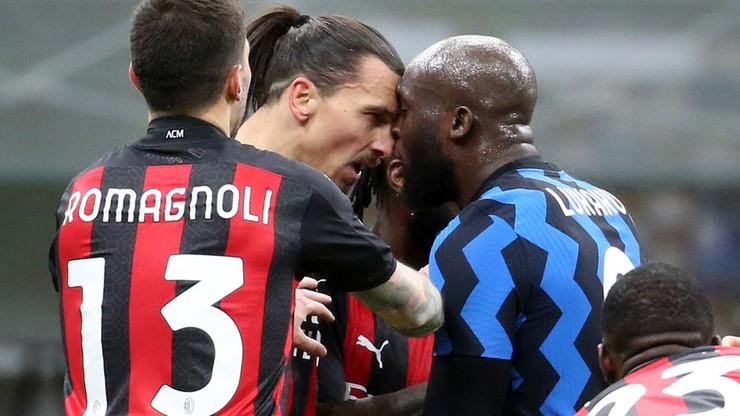 Wielka awantura w Mediolanie! Zlatan Ibrahimović i Romelu Lukaku wulgarnie się zwyzywali i skoczyli sobie do gardeł (WIDEO)