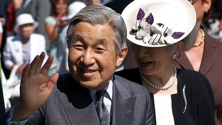 Rząd przyjął ustawę zezwalającą na abdykację cesarza Japonii