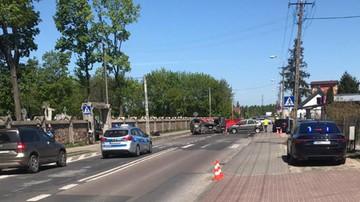 Śmiertelny wypadek na przejściu dla pieszych. Policja poszukuje kierowcy