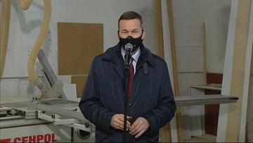 Tarcza Branżowa. Premier: na kontach firm ponad 700 mln zł