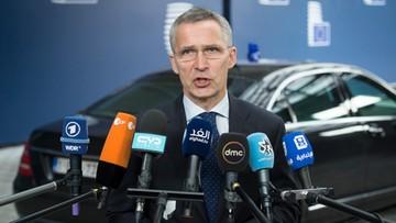 Szef NATO zapewnia, że sojusznicy są zjednoczeni w walce z terroryzmem