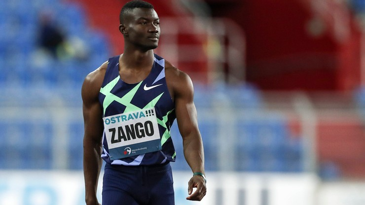 Hugues Zango poprawił halowy rekord świata w trójskoku
