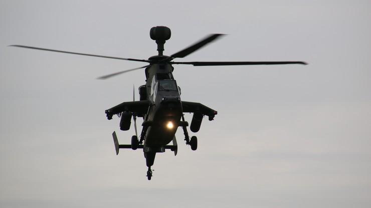 Śmigłowce Bundeswehry uziemione. Powodem wadliwa część konstrukcji