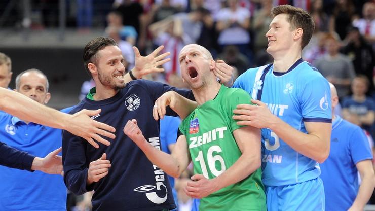 KMŚ 2017: Zenit Kazań rozbił Shanghai VC i zameldował się półfinale