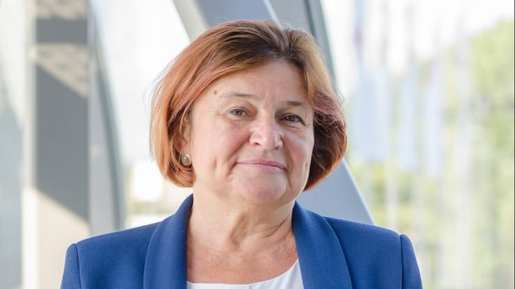 Zofia Maria Paryła nową prezes Grupy Lotos.