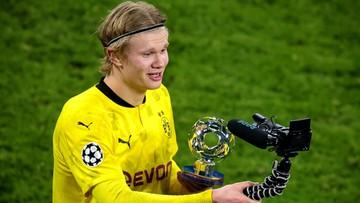Liga Mistrzów: Erling Haaland bije kolejne rekordy. Norweg nie ma sobie równych