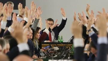 Wyniki piątkowych głosowań w Sali Kolumnowej są już na stronach Sejmu