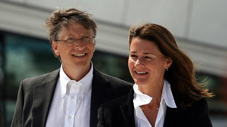 Bill i Melinda Gates rozwodzą się