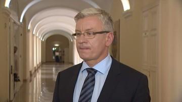 Prezydent Poznania: pomoc kilku uchodźcom nie przekracza możliwości miast