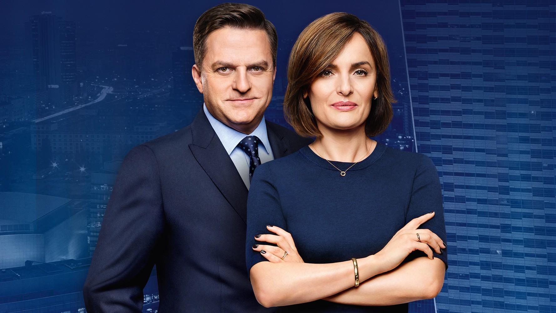 Polsat News wyprzedził TVP Info. Najlepszy październik w historii
