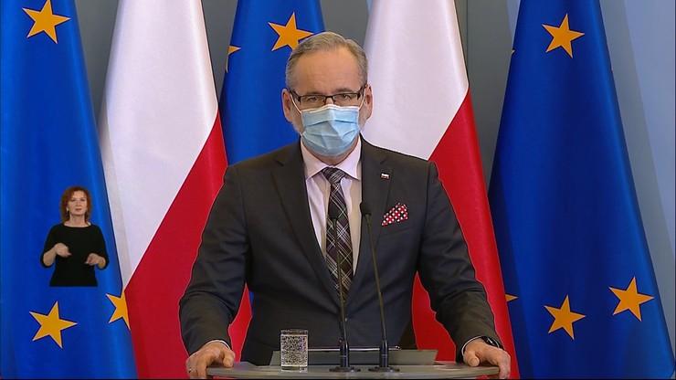 Pierwszy przypadek południowoafrykańskiej mutacji koronawirusa w Polsce