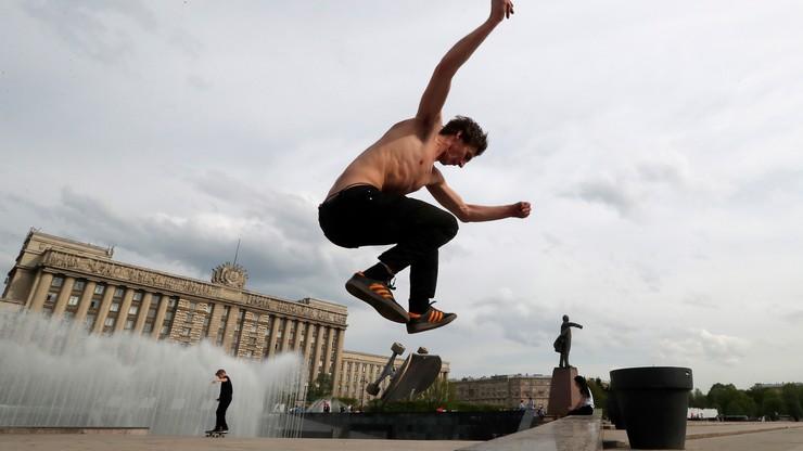 Rekordowe temperatury w Rosji. Upały m.in. na Syberii