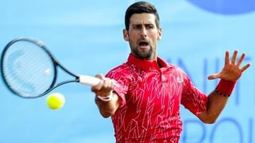 Tenis: Ranking ATP - Djokovic na czele w pierwszej edycji od marca