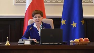 """Beata Szydło odpowiadała na Facebooku na pytania o program """"Rodzina 500+"""""""