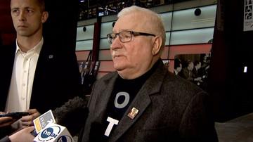 Wałęsa: zrobię wszystko, aby syn nie kandydował na prezydenta Gdańska