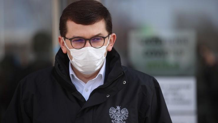 Przeniosą pacjentów do innych województw? Trudna sytuacja w Małopolsce