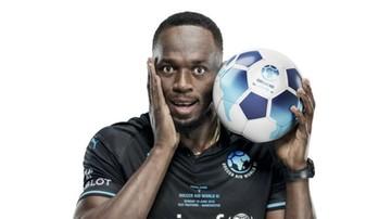 Usain Bolt zagra na Old Trafford. Najszybszy człowiek świata ujawnił piłkarskie plany