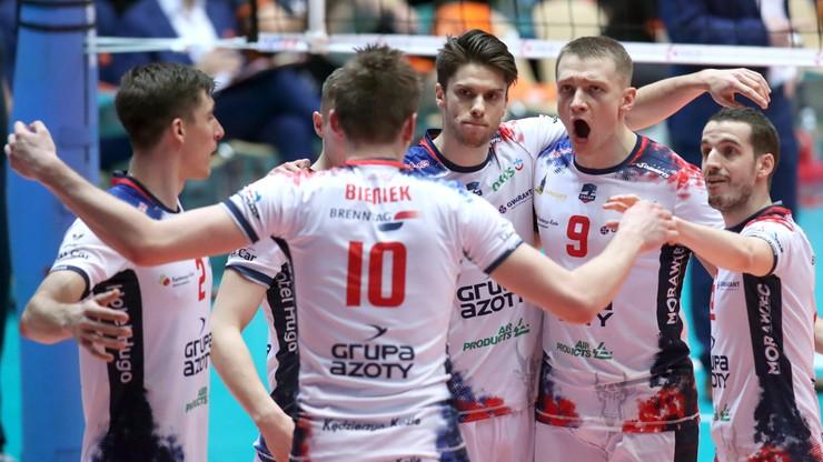 Liga Mistrzów: ZAKSA Kędzierzyn-Koźle – Azimut Modena. Relacja i wynik na żywo