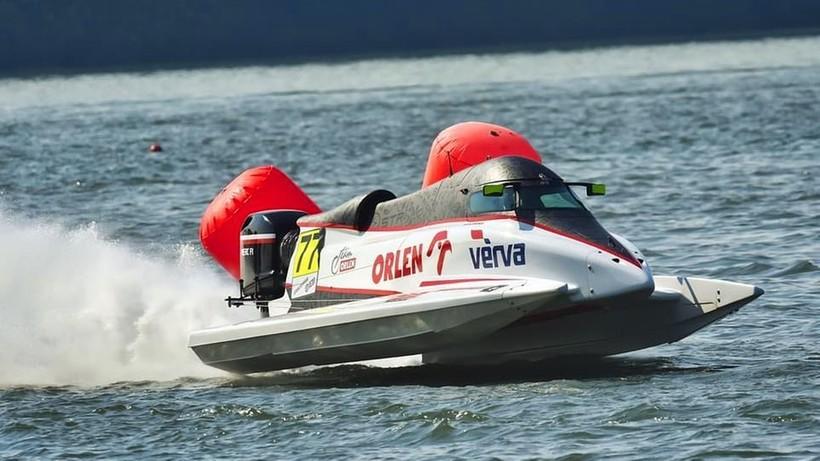 F1 H2O: Bartłomiej Marszałek piąty w Grand Prix Europy