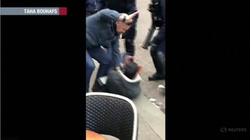 Francja: szef MSW stanie przed komisją. Chodzi o pobicie studenta przez współpracownika Macrona