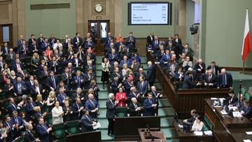Sejm odrzucił wniosek PO o wotum nieufności dla rządu [ZOBACZ RELACJĘ]