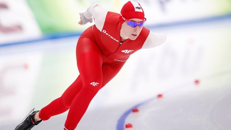 PŚ w łyżwiarstwie szybkim: Bachleda-Curuś siódma na 1500 m w USA