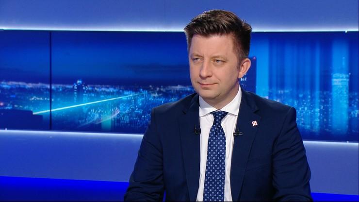 """Dworczyk: to nie prezes Kaczyński zaproponował """"piątkę dla zwierząt"""""""