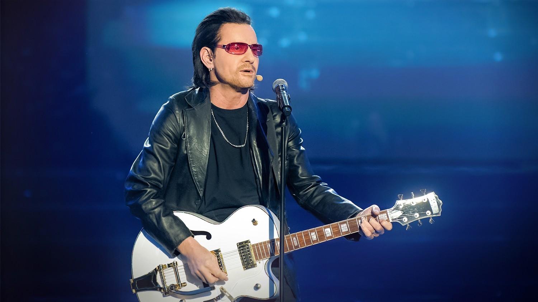 Bono z U2 w Twoja Twarz Brzmi Znajomo. Owacje na stojąco! - Polsat.pl