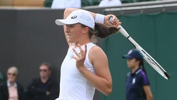 Iga Świątek pewnie awansowała do trzeciej rundy Wimbledonu. Poznała rywalkę