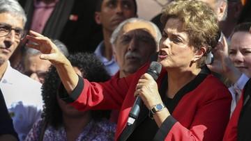 Brazylia: prokurator generalny chce śledztwa przeciwko prezydent Rousseff